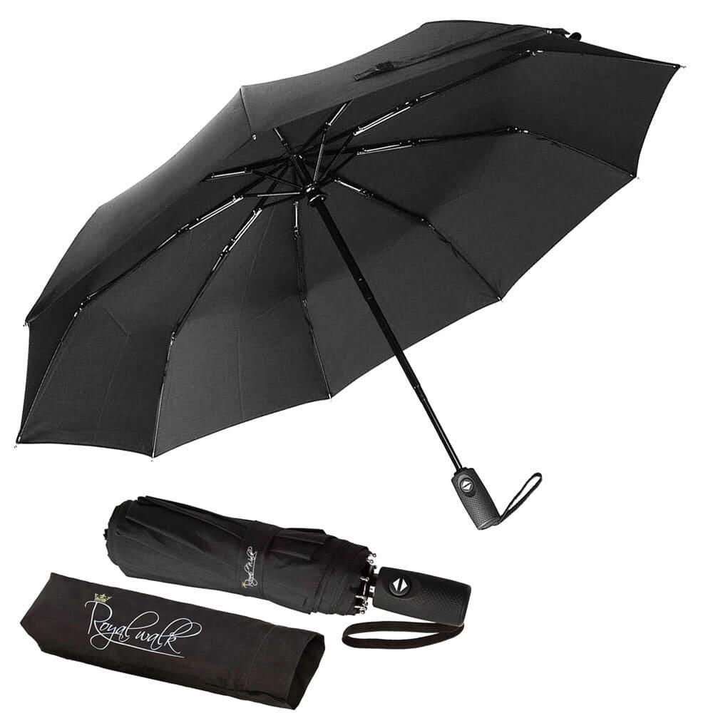 Сгъваем чадър за дъжд Royal Walk - компактен размер
