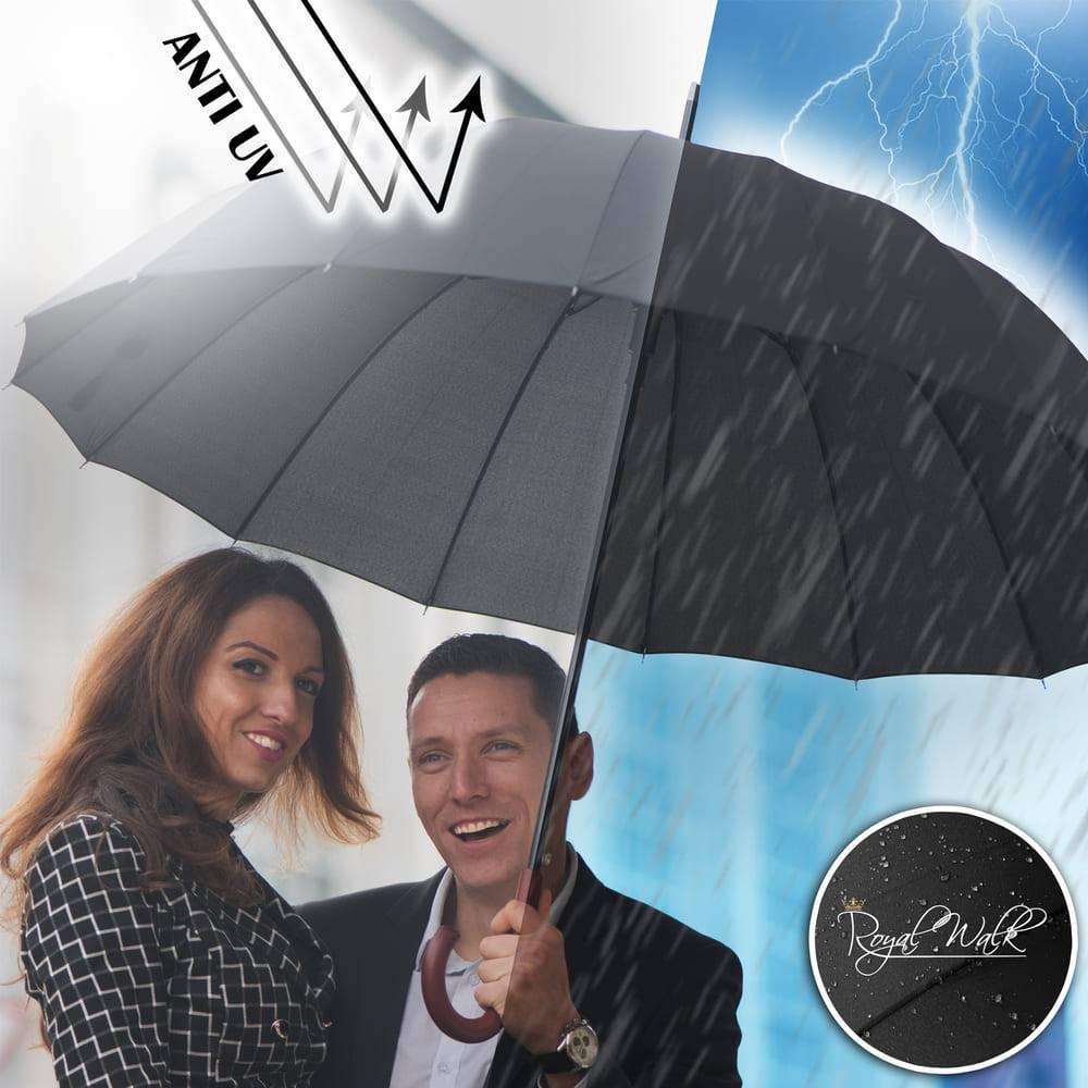 голям чадър за дъжд Royal Walk 3