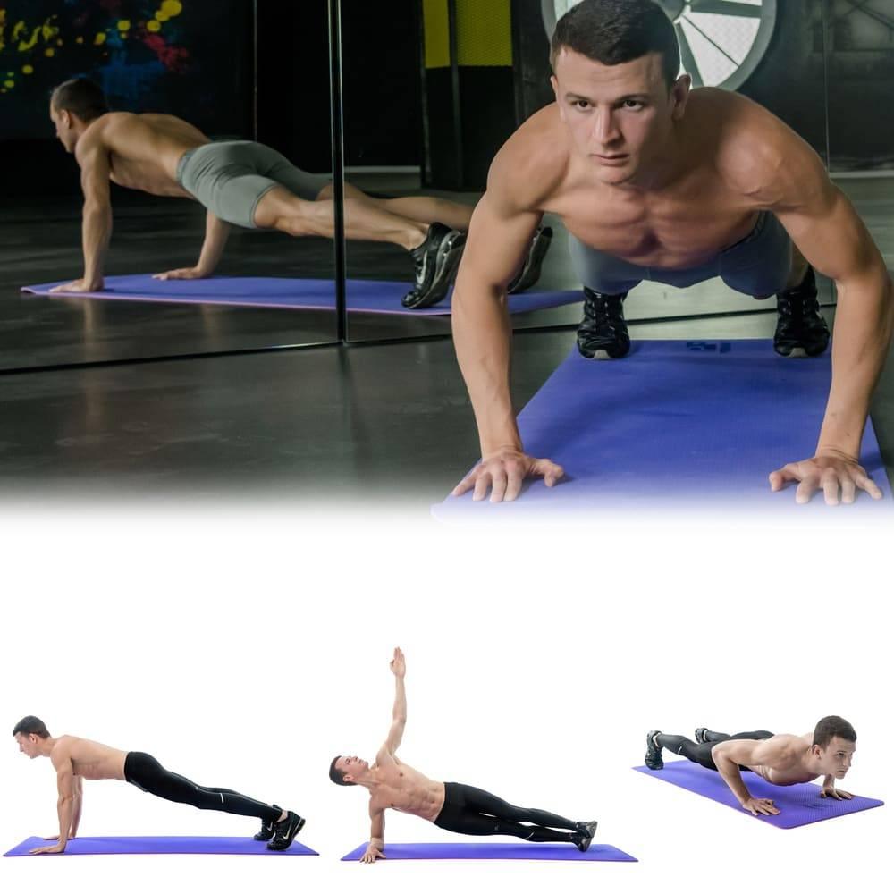 постелки за йога и фитнес упражнения устойчиви - подходящи за фитнес тренировки