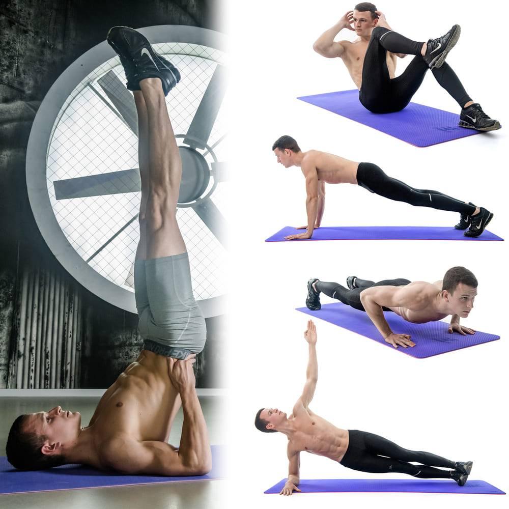 Качествена постелка за фитнес на ниска цена