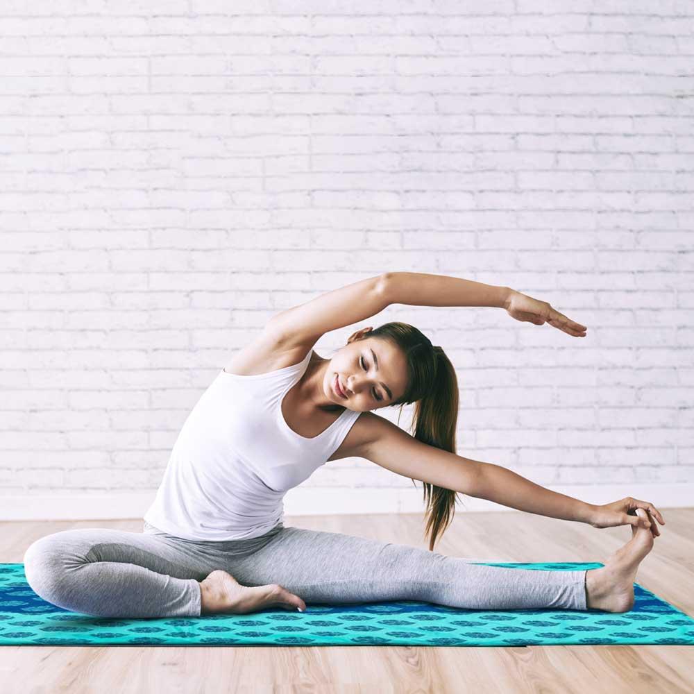 постелки за йога комфорт и мекота