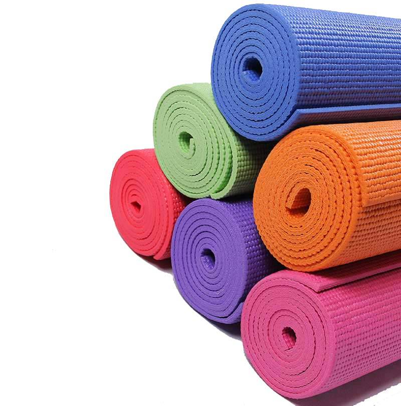 постелки за йога от PVC - евтини, но ниско качествени - 3
