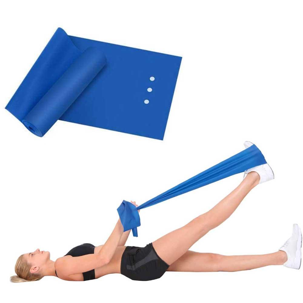 Ластици за фитнес PrimaFIT плоски фитнес ластици
