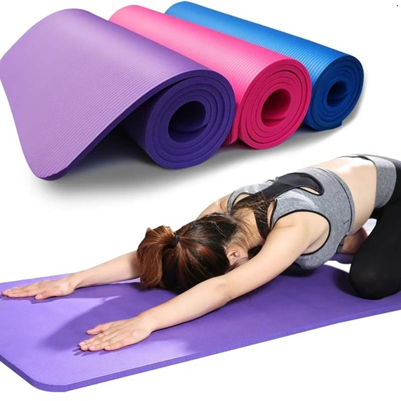 Постелки за фитнес упражнения - подходящи за йога и фитнес тренировки