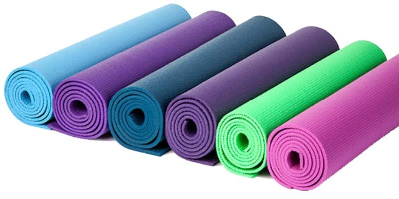 постелки за фитнес упражнения от PVC - евтини, но ниско качествени - 3
