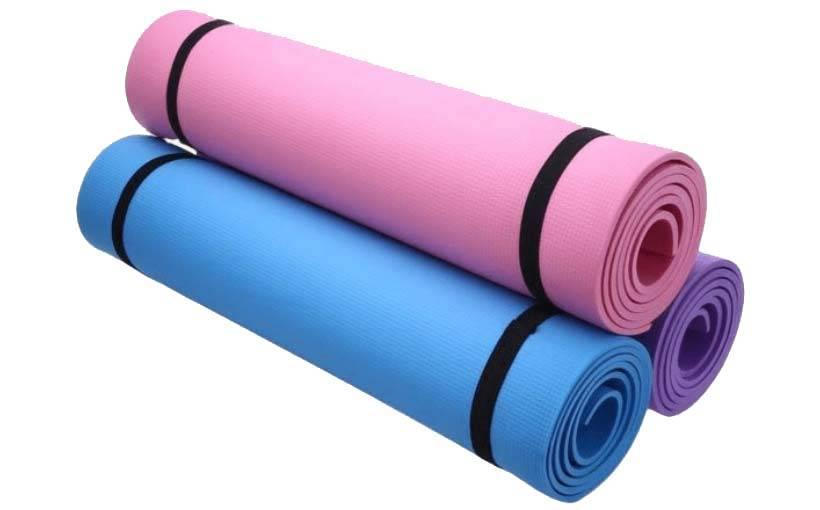 постелки за йога от EVA пяна - 3