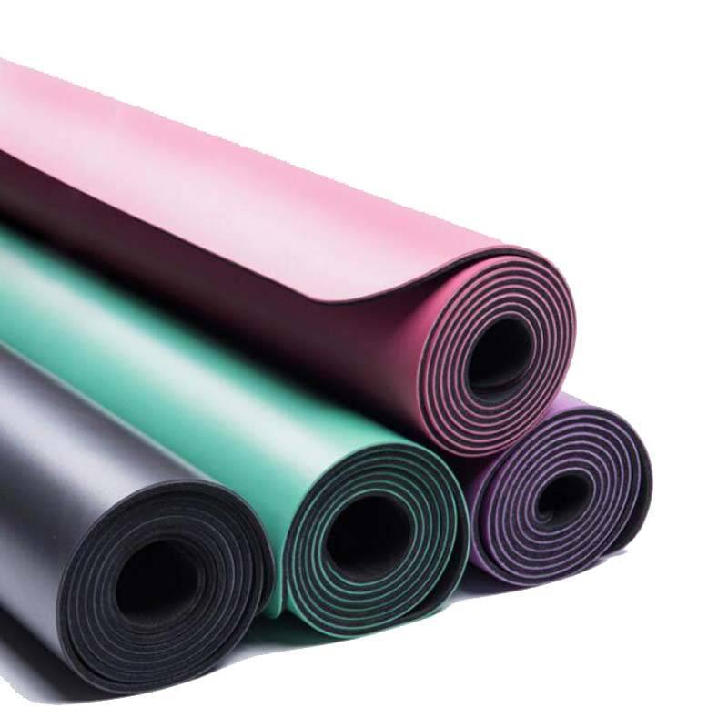 Постелки за йога от естествен каучук - качествени постелки за йога